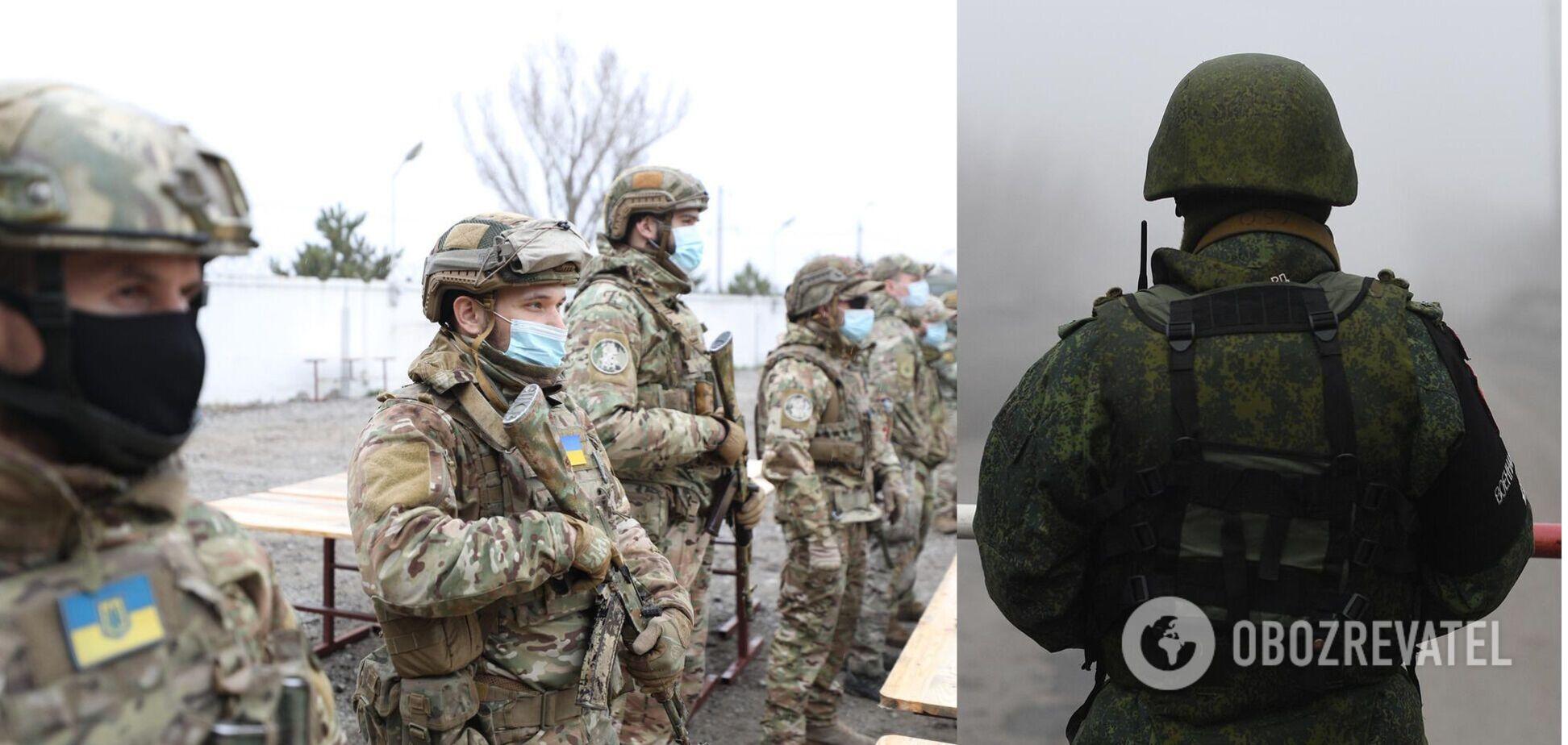 У МВС попередили РФ про програш при спробі вторгнення в Україну