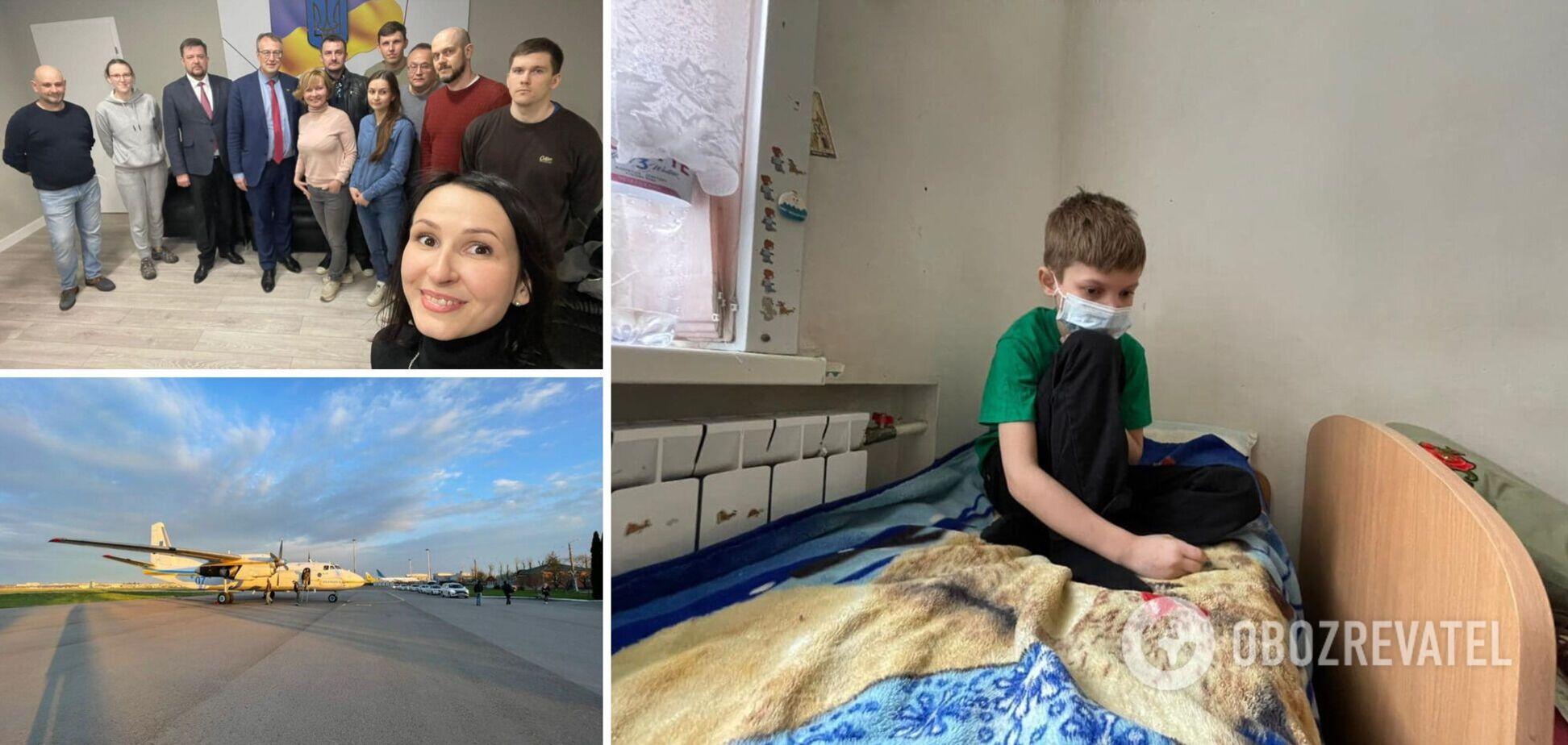 'Ангел-спаситель' дал шанс на жизнь троим украинцам