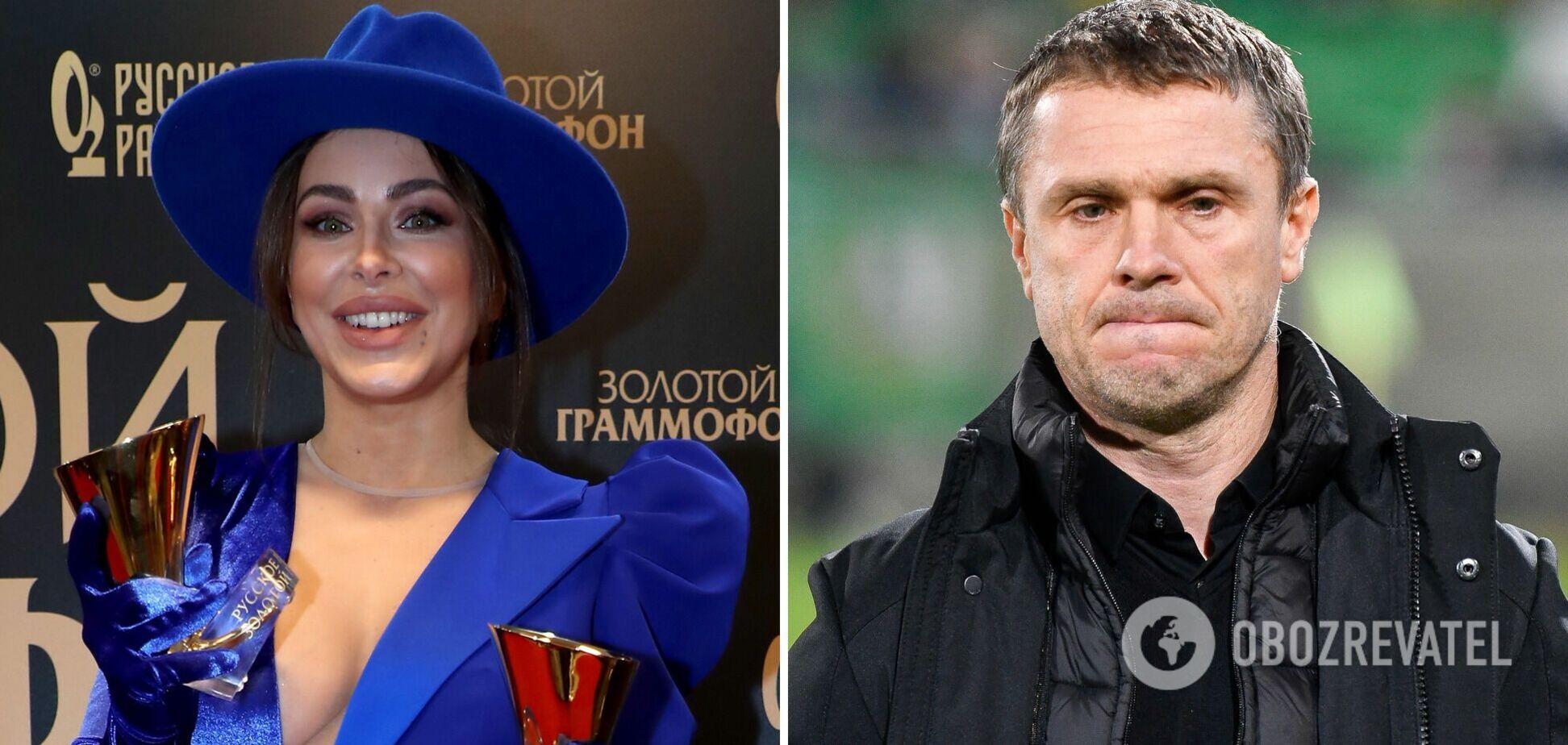 Ані Лорак і Сергій Ребров