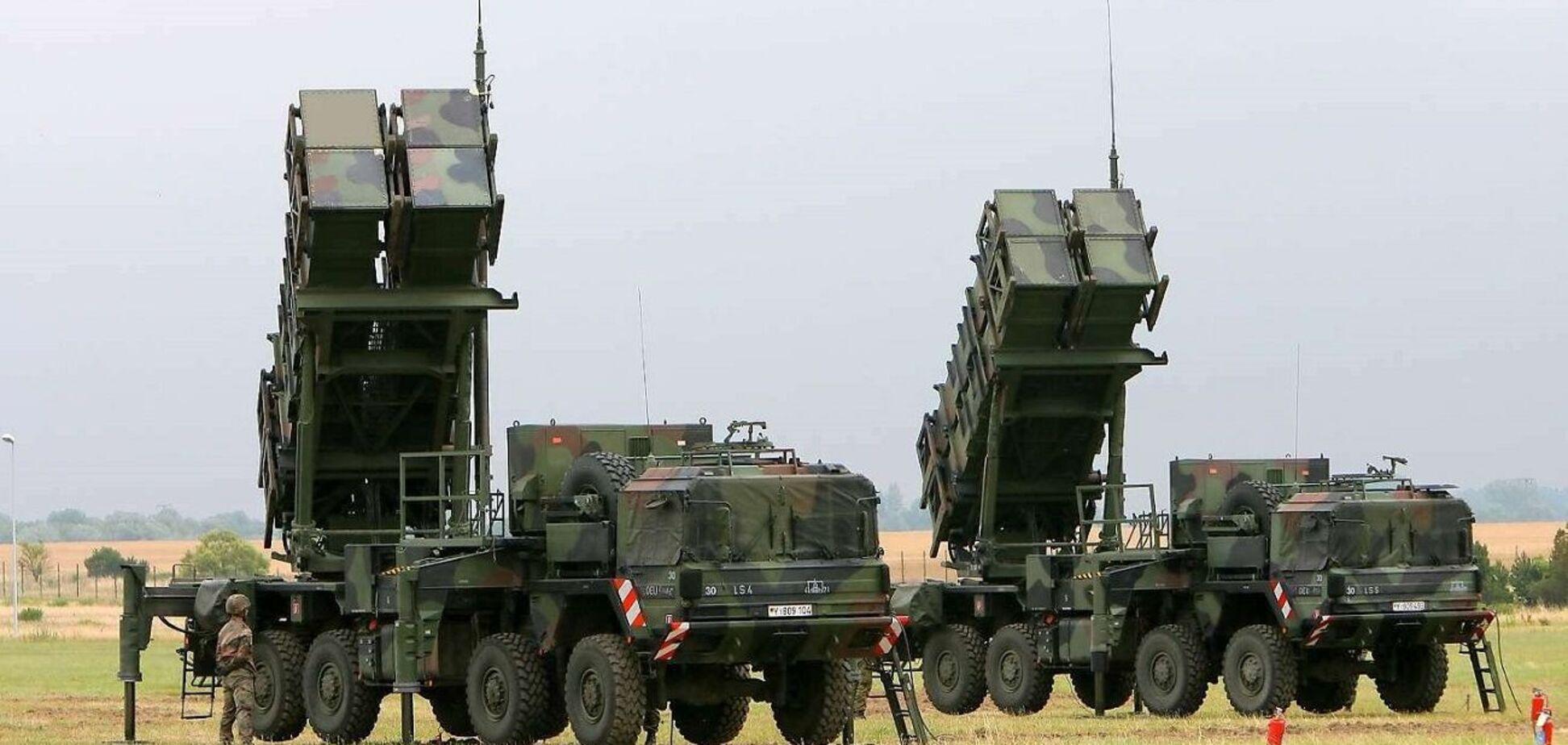 Украина запросила у Германии список вооружений