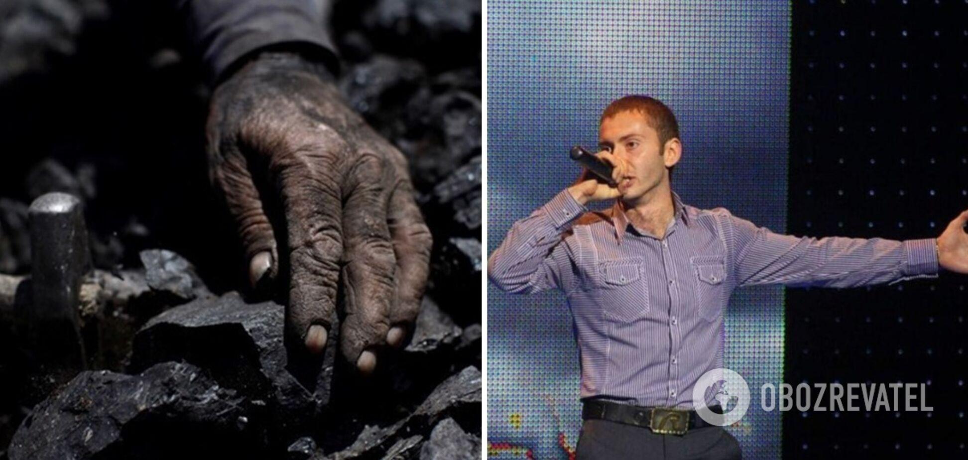 Дмитрий Курасов был победителем всеукраинских вокальных конкурсов и телешоу