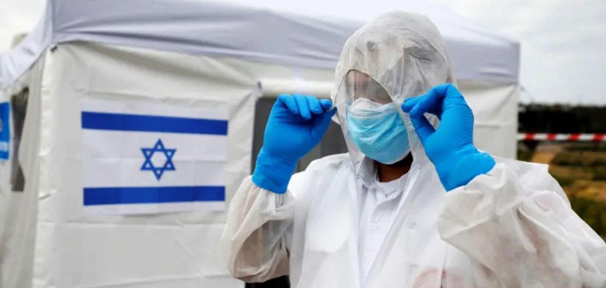 В Ізраїлі не зафіксували смертей від коронавірусу за добу
