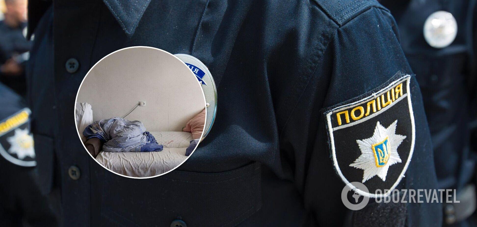 На Ривненщине мать ударила ножом 15-летнего сына, пока тот спал. Фото