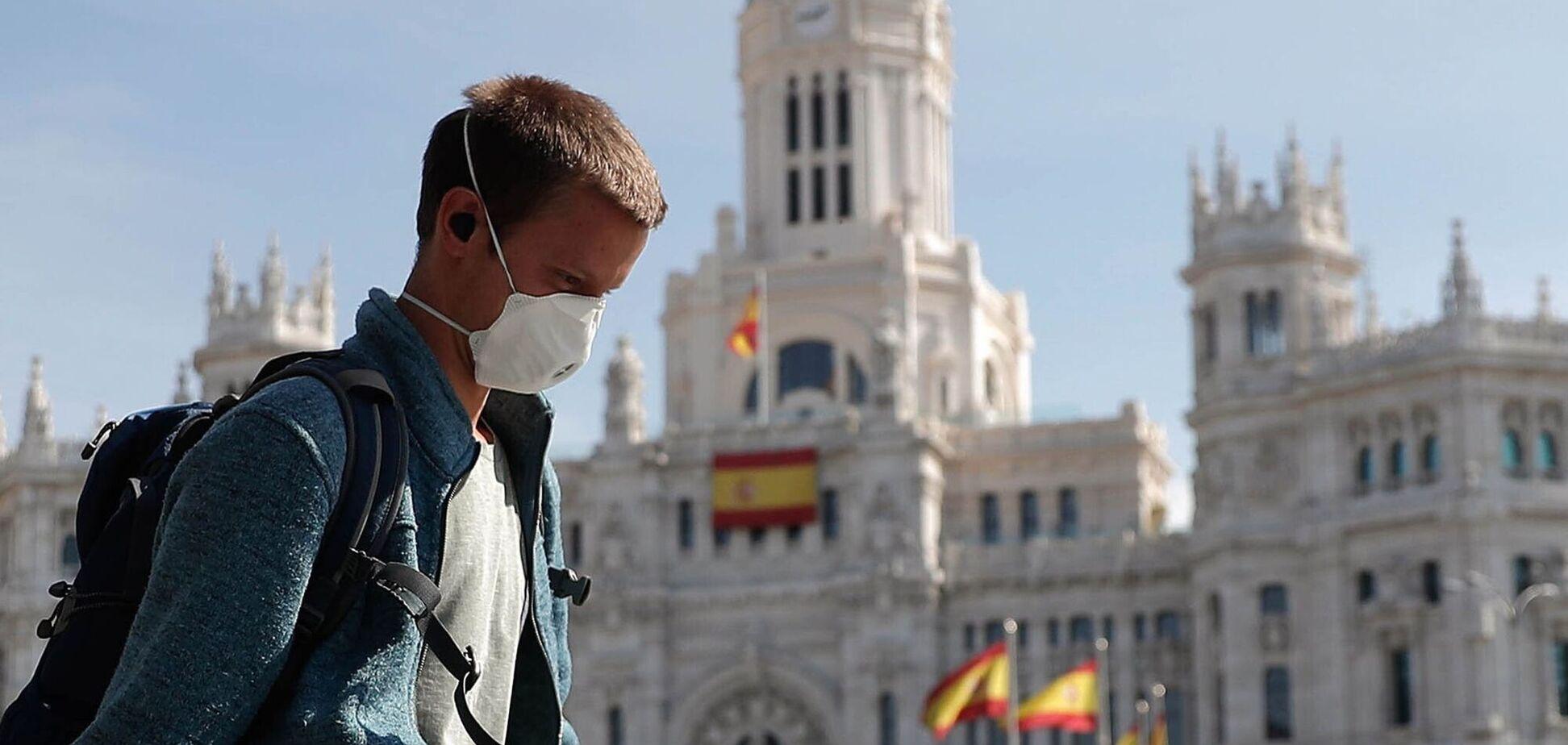 В Испании арестовали мужчину, который заразил коронавирусом 22 человек