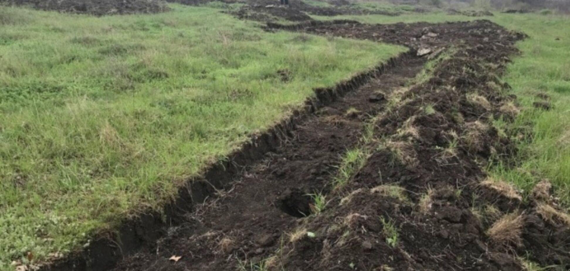Черная археология – гуманитарный ковид Украины