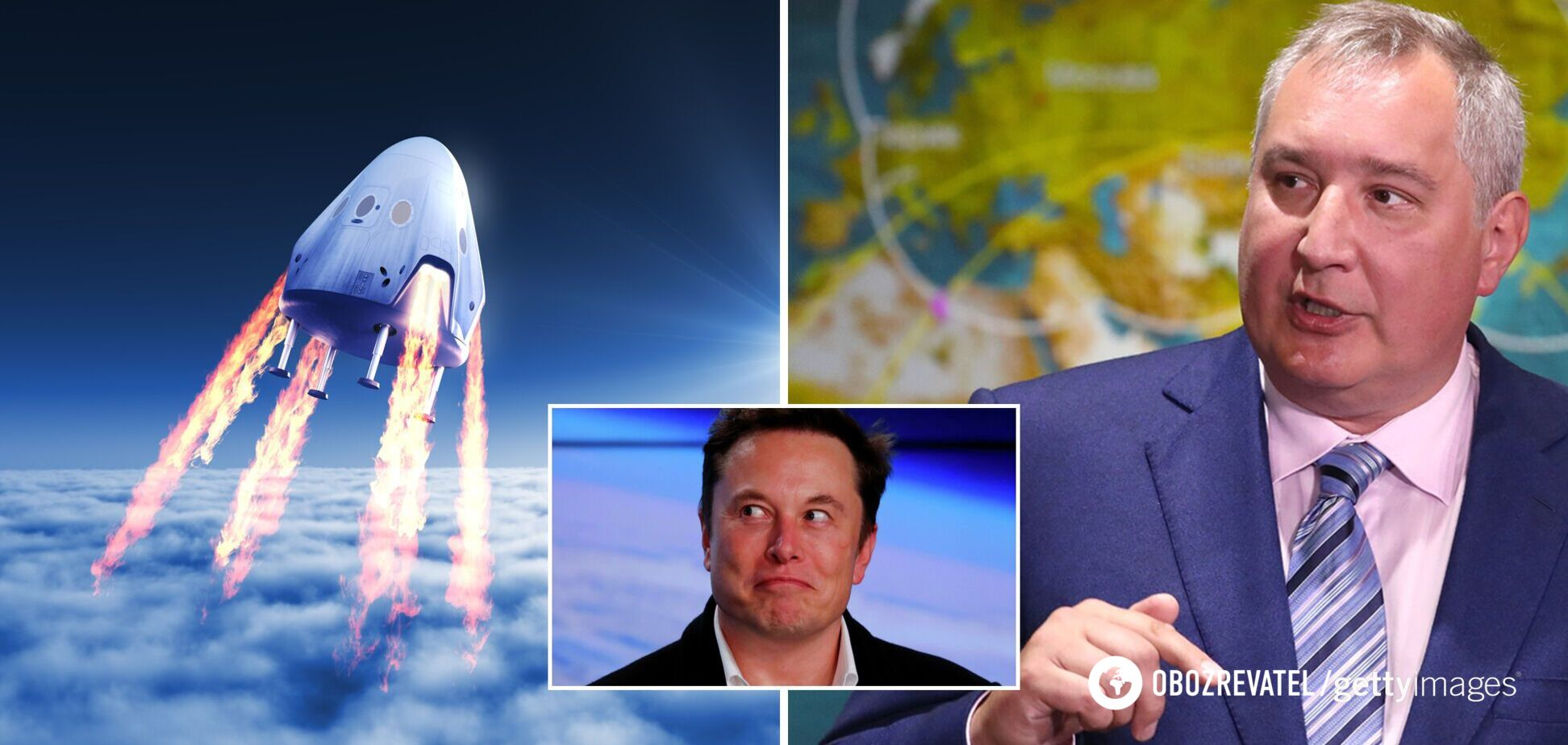 'Роскосмос' похвалився переговорами про польоти росіян на МКС завдяки Crew Dragon: у мережі відреагували