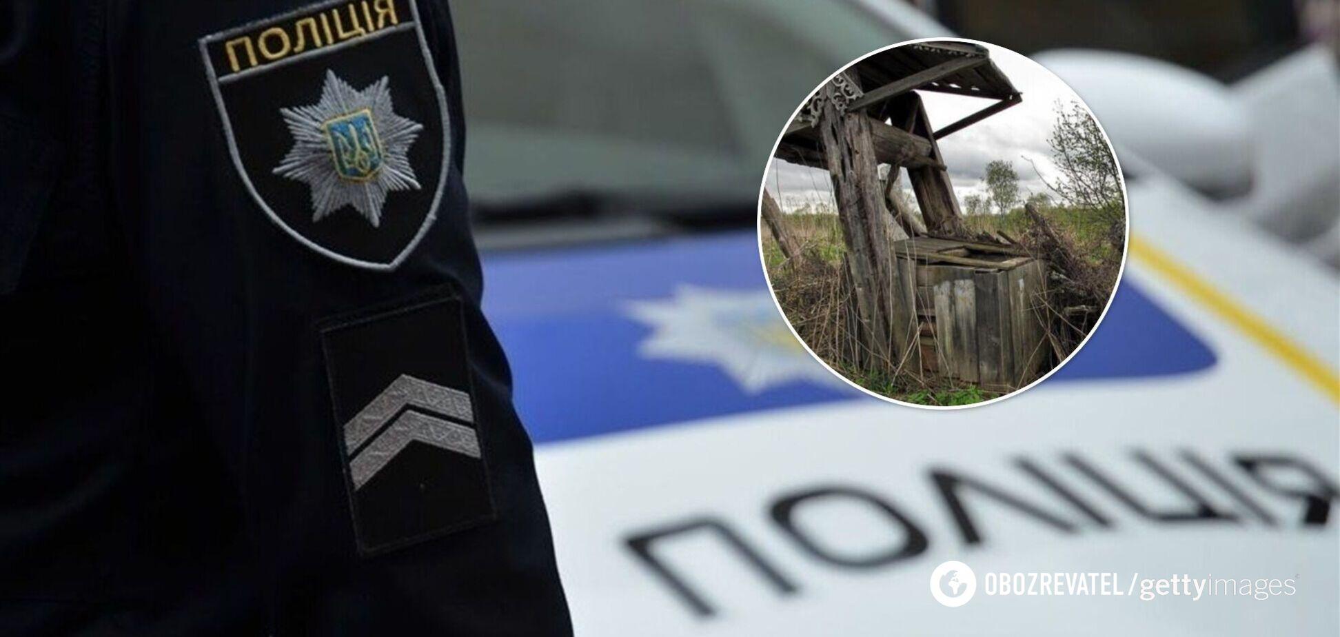 На Одесщине четырех человек нашли мертвыми в заброшенном колодце. Фото