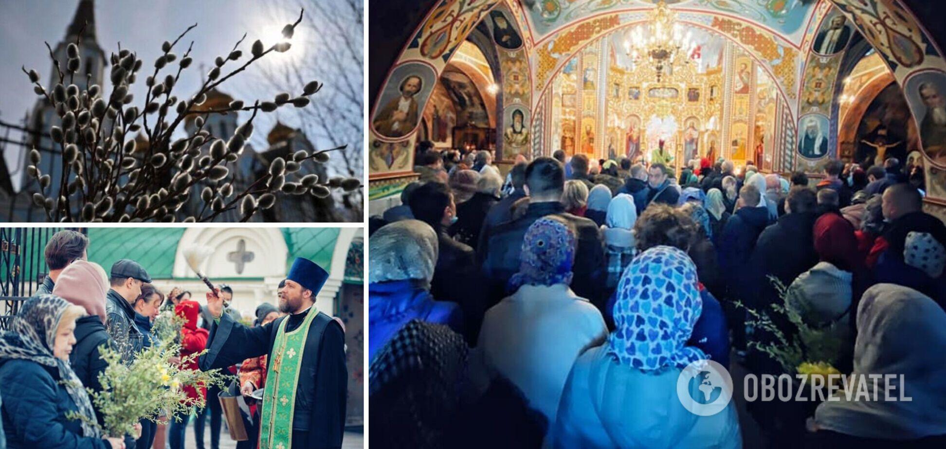 Українці масово ринулися в церкви, порушуючи карантинні норми