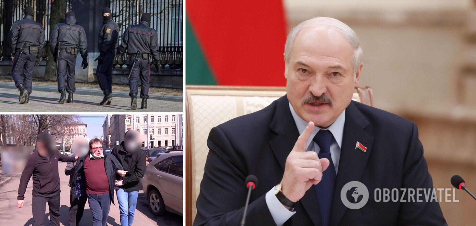 Задержанные по делу о покушении на Лукашенко признали вину в эфире ТВ Беларуси