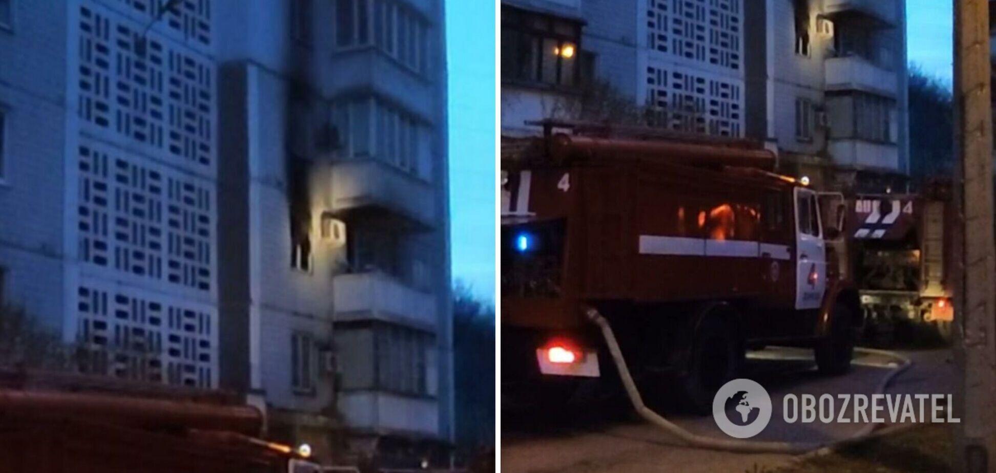 В Донецке взорвалась многоэтажка, есть погибшие