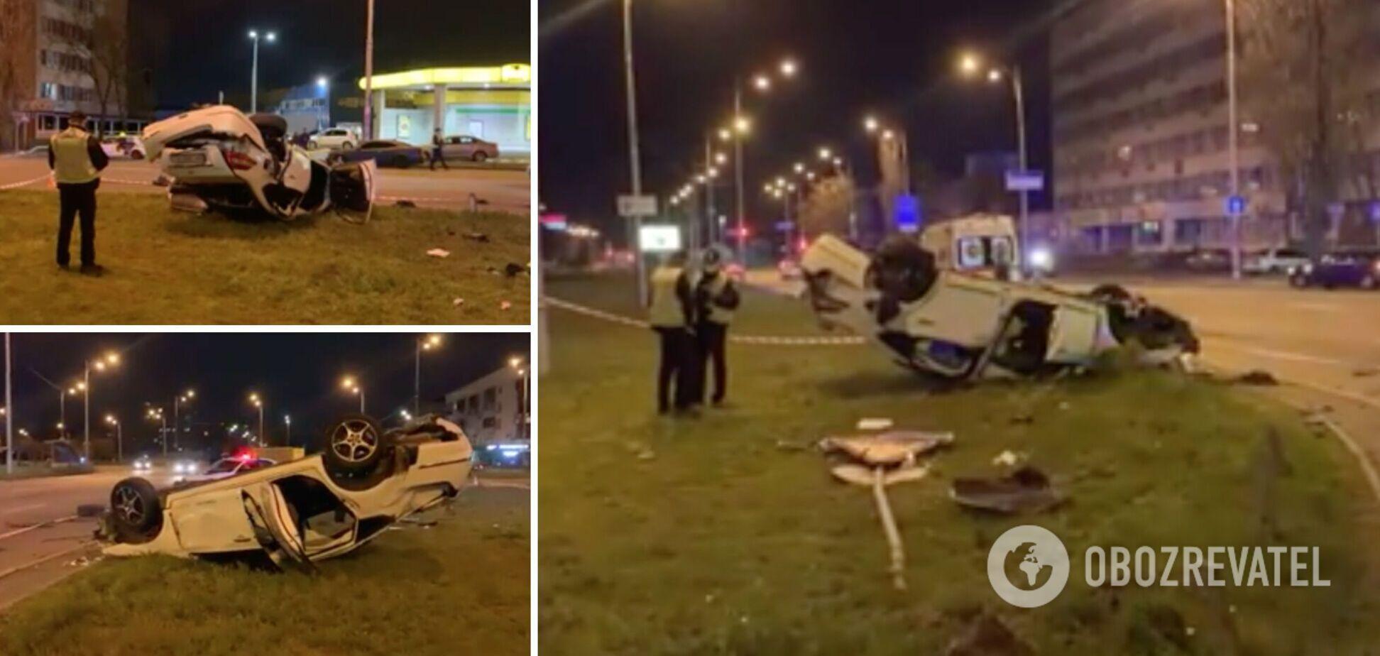 У Києві водій скоїв смертельну ДТП і втік