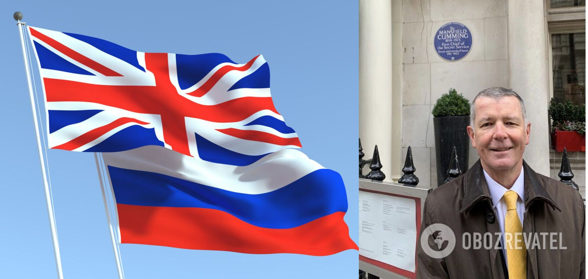 Безрозсудна Росія перебуває в занепаді, – новий глава британської розвідки