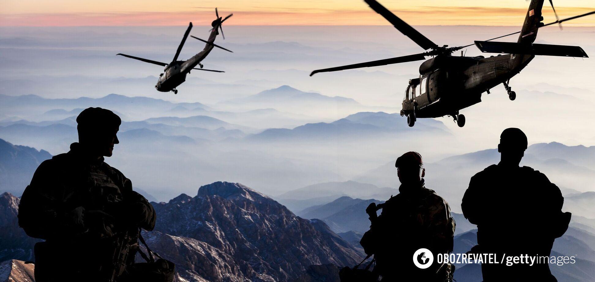 США почали виводити війська з Афганістану