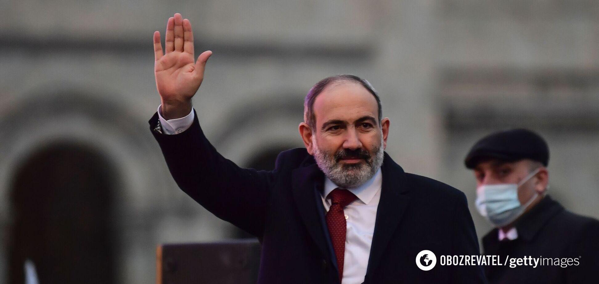 Прем'єр Вірменії Пашинян пішов у відставку: коли будуть перевибори