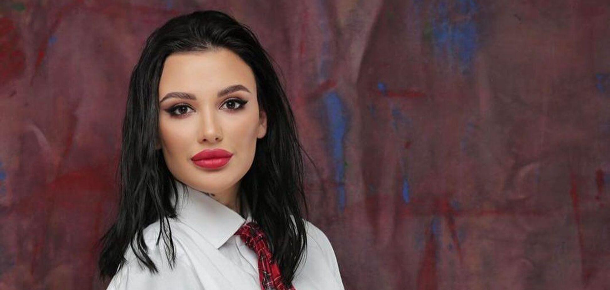 Ексучасниця одинадцятого сезону 'Холостяка' Анастасія Распутіна (Адель Асанті)