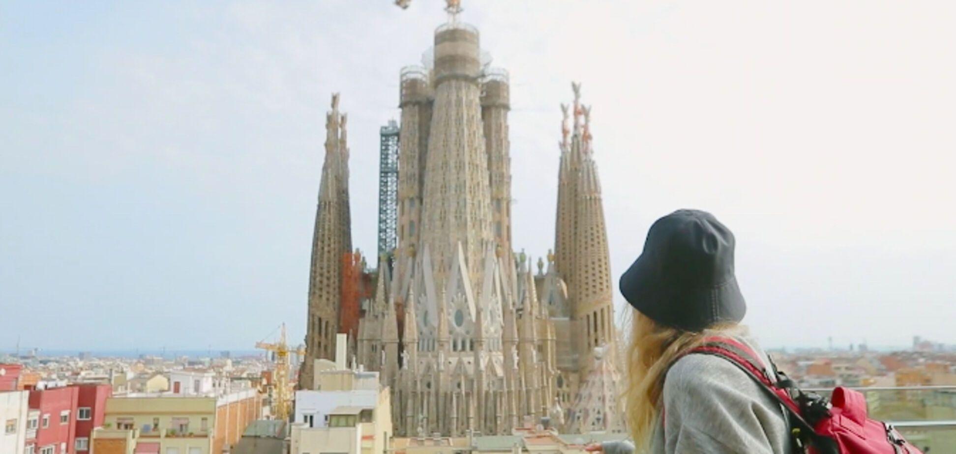 Самые инстаграмныеместа Барселоны: опубликован топ-3 от Веры Брежневой