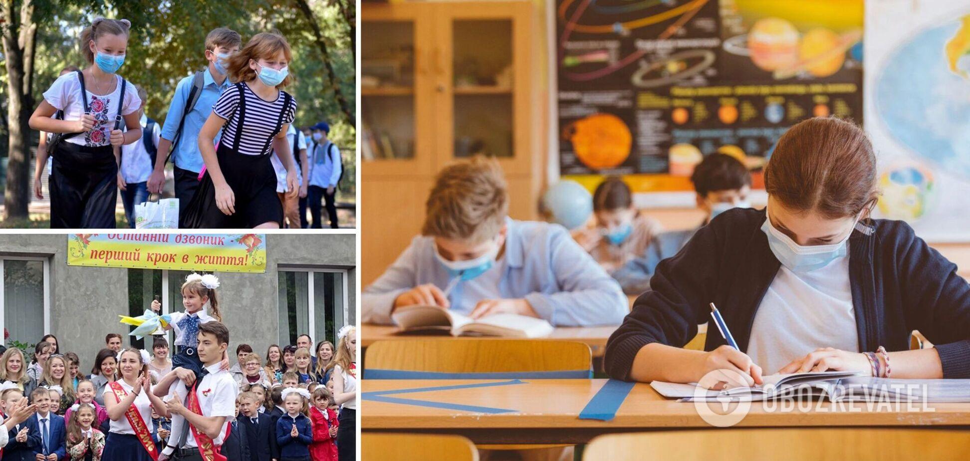 В школах Украины могут продлить учебный год за счет летних каникул: от чего зависит и почему родители против