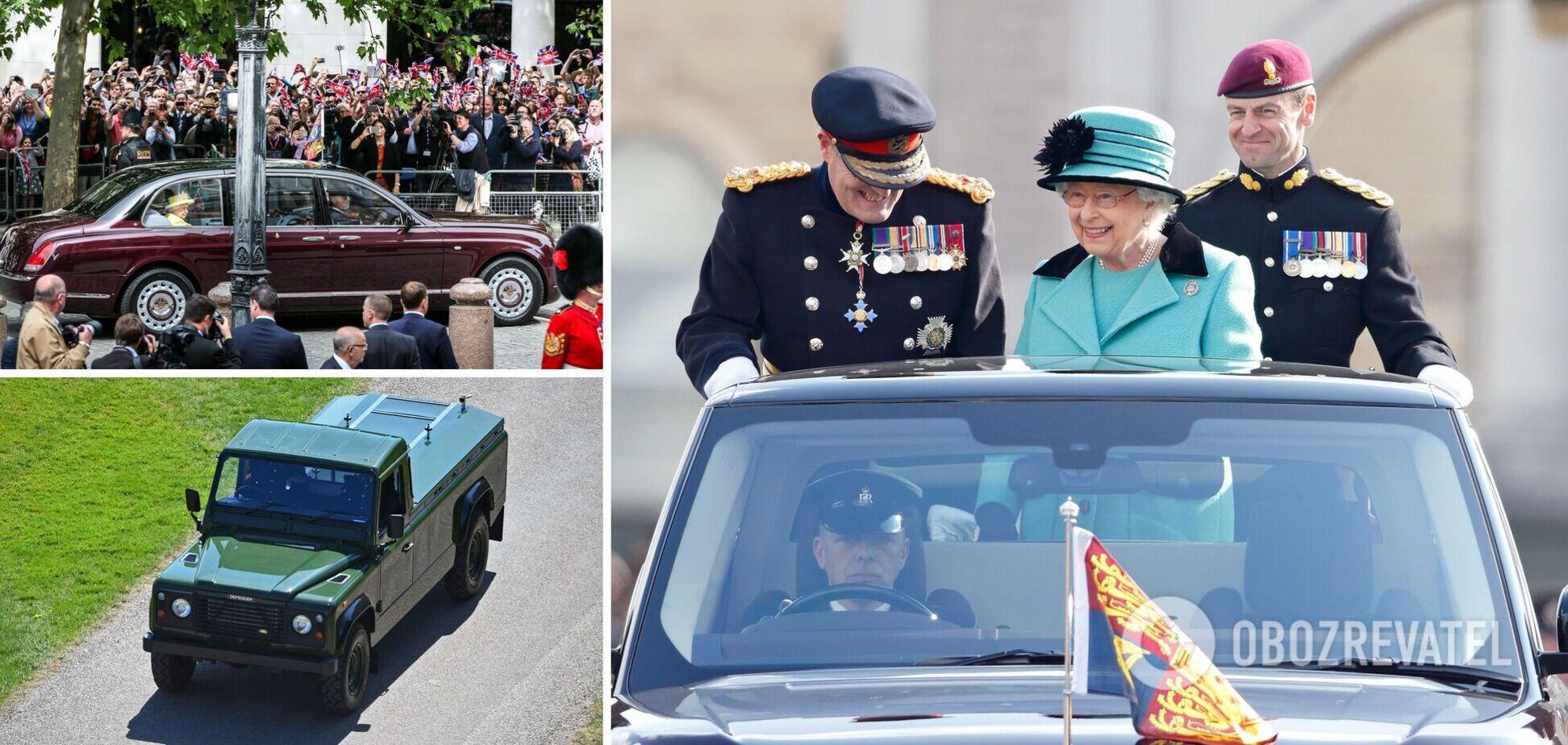 Несмотря на почтенный возраст, королева Елизавета II до сих пор водит машину