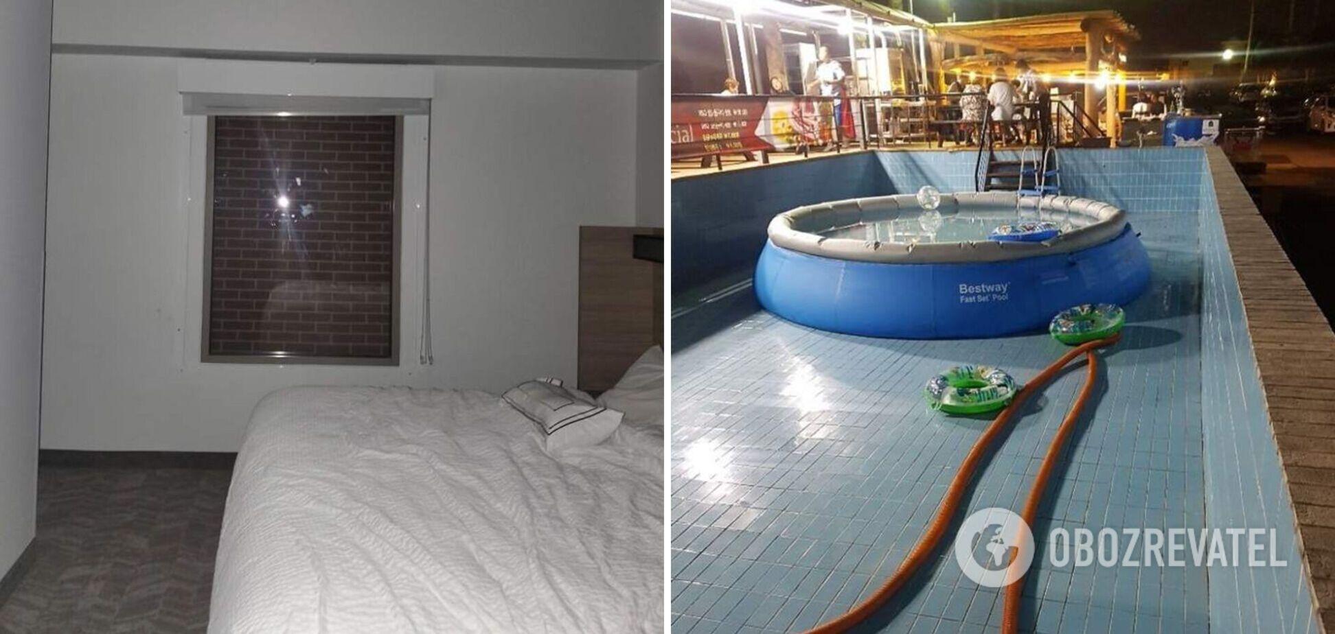 Владельцы отелей публикуют на сайте ложные фото.