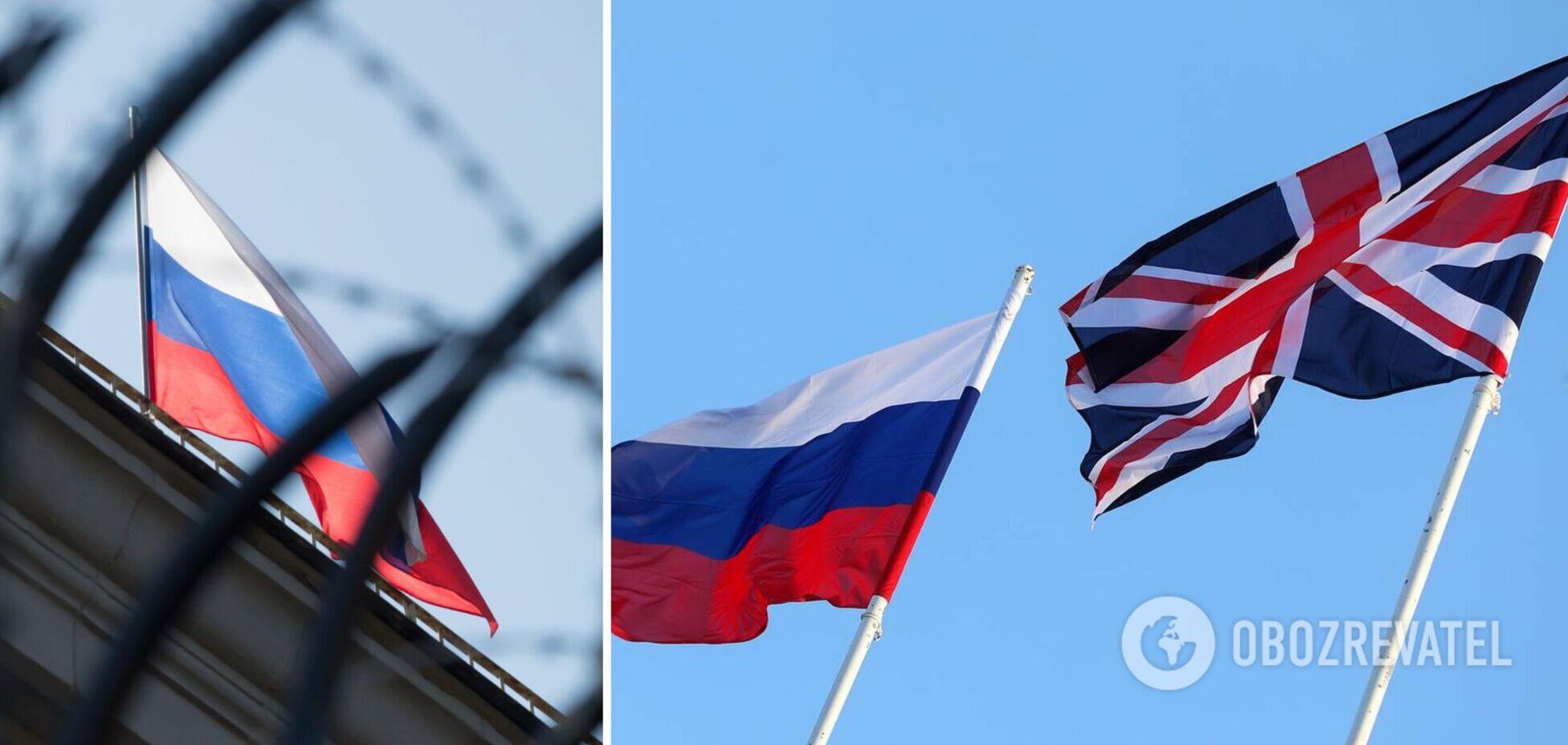Великобританія ввела антикорупційні санкції проти 14 громадян Росії