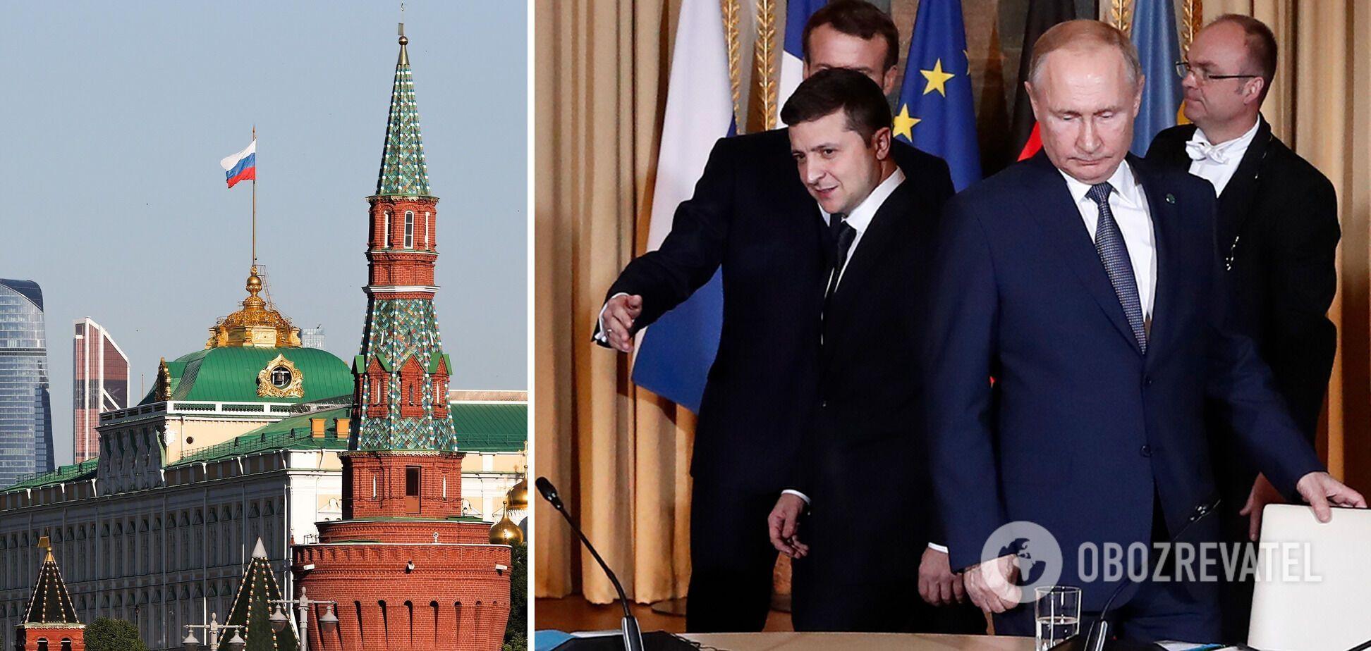 Путин избегает встречи с Зеленским