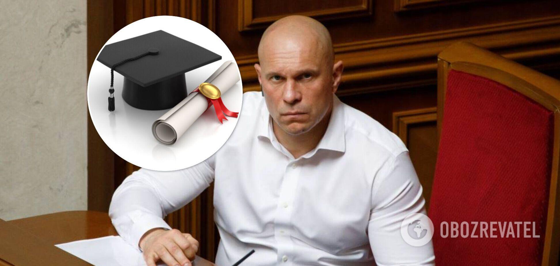 Киве дали кандидата наук: на вопросы по диссертации он ответить не смог. Видео