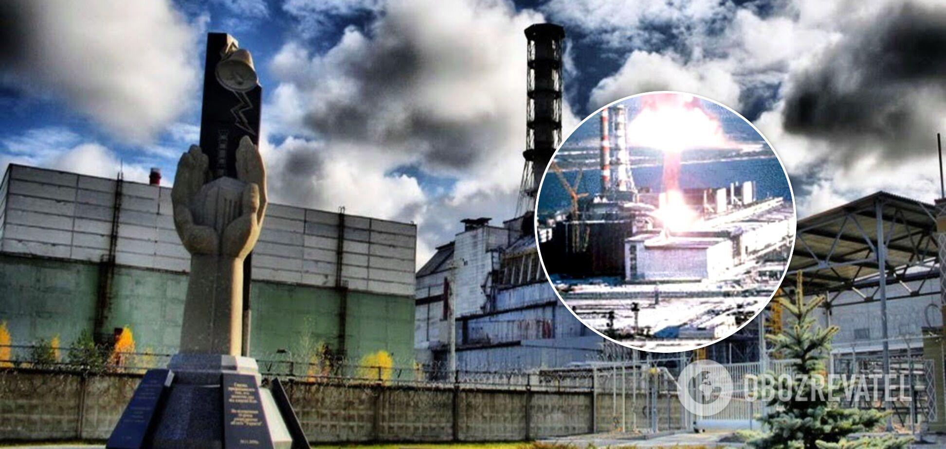 Чернобыль 35 лет назад: наши боль, героизм и гордость
