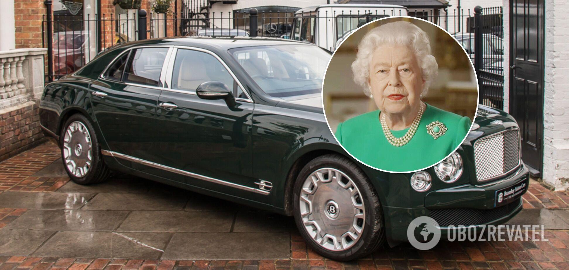 Bentley Елизаветы II выставили на продажу за 200 тысяч фунтов