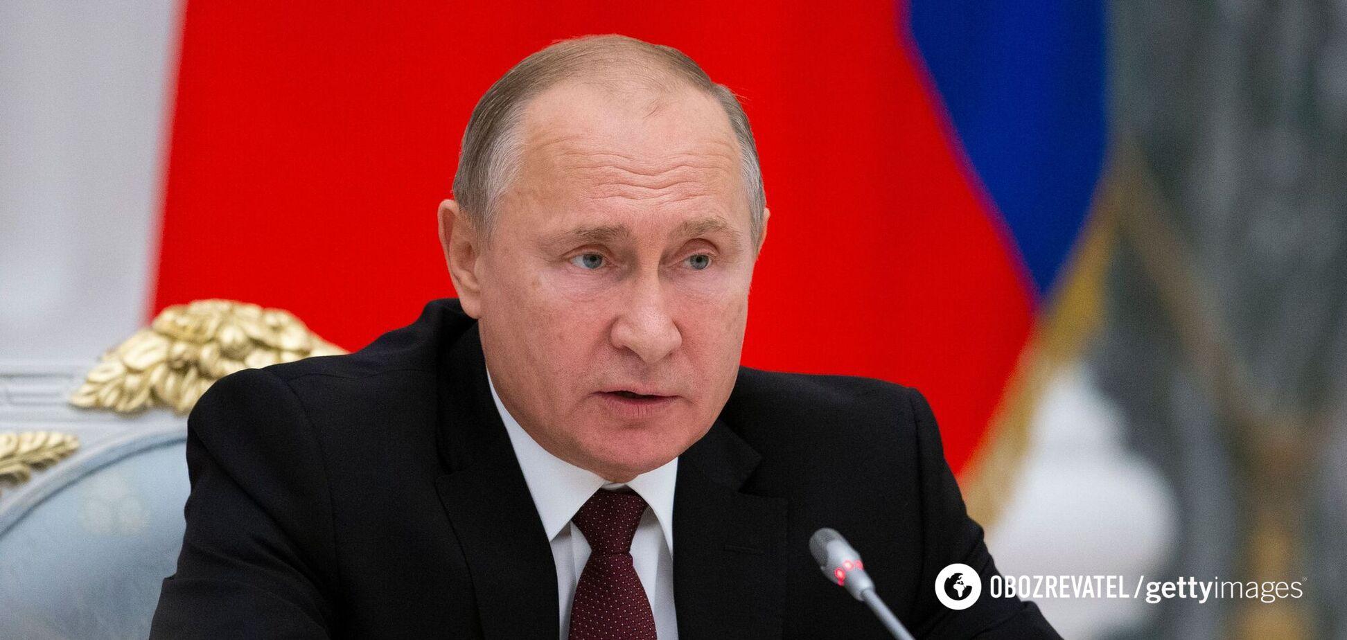 У Зеленского сказали, могут ли позвать Путина в Киев
