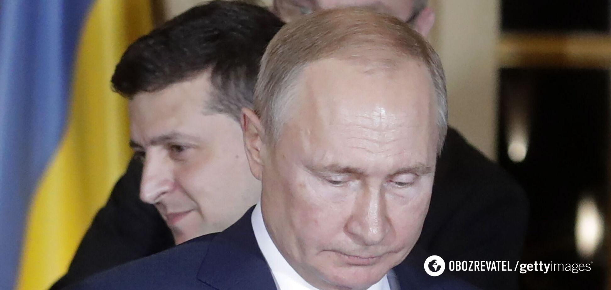 Зеленский поручил Ермаку организовать встречу с Путиным