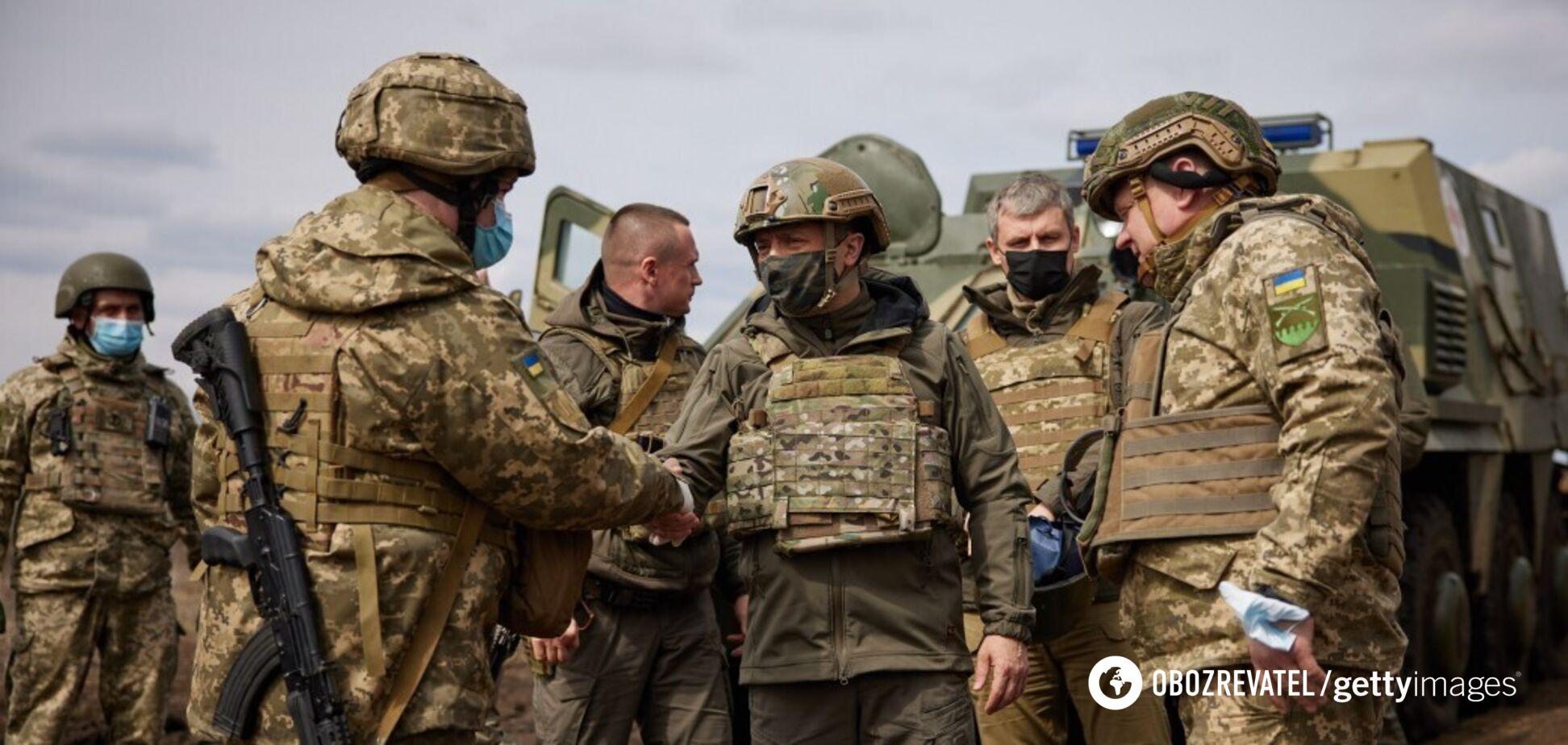 Зеленский заявил о финише согласования 'пасхального перемирия' на Донбассе