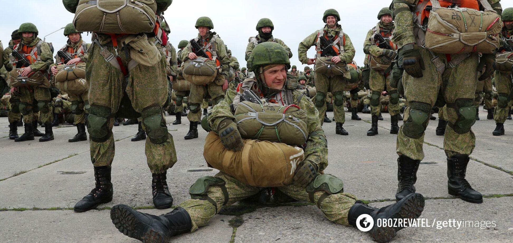 Росія перекинула до Криму дві частини десантників, – Жданов