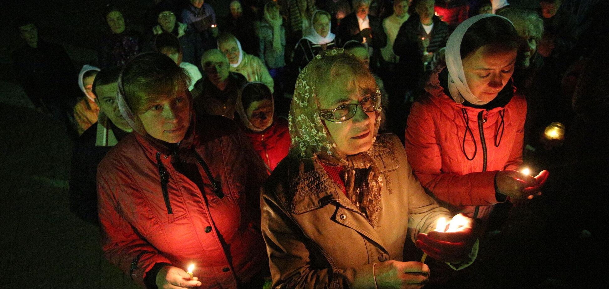 На Пасху в Киеве могут запретить богослужения