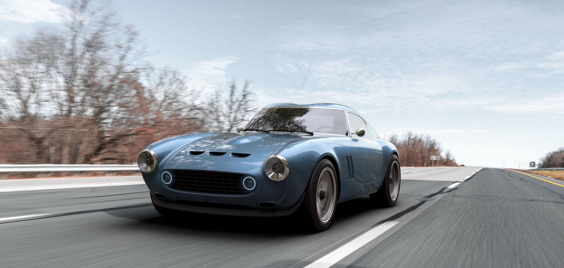 GTO Engineering представила свой первый спорткар