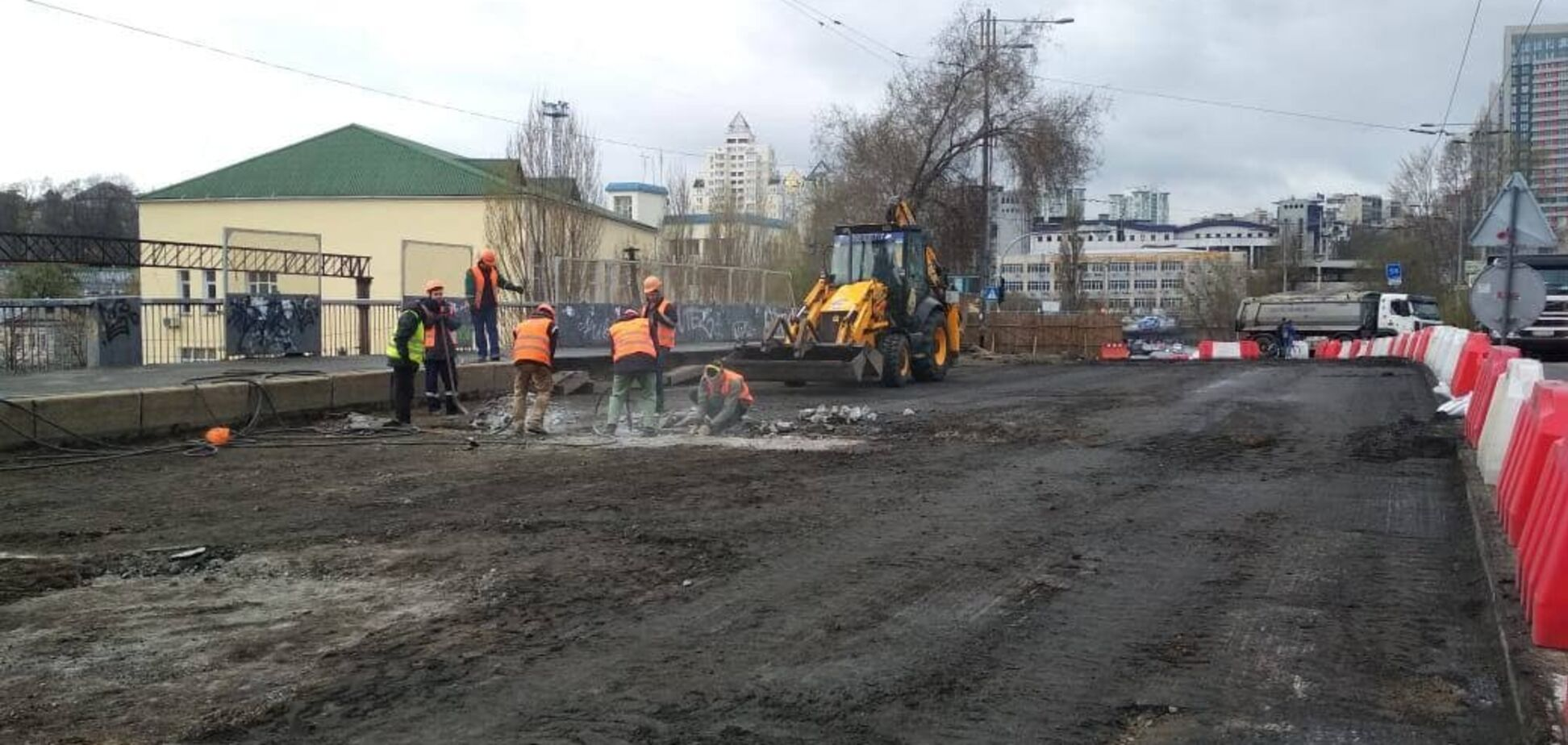 В Киеве отремонтируют несколько важных мостов. Список