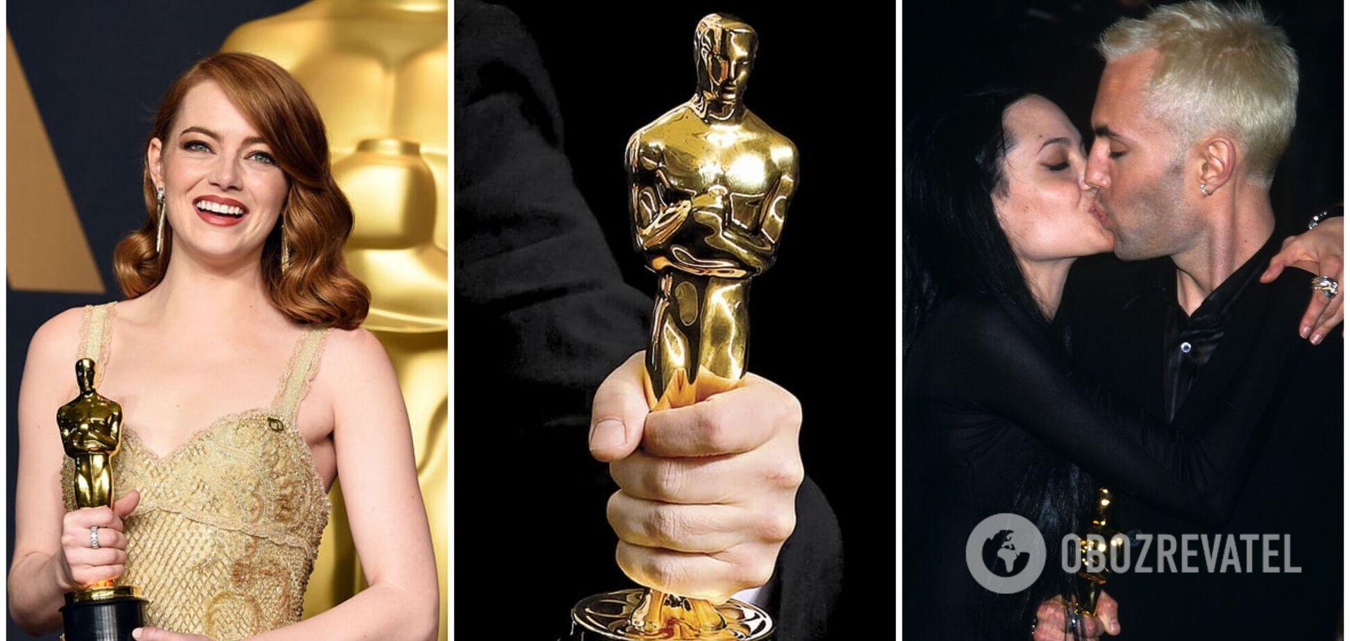 Самые громкие скандалы 'Оскара' за все время: от расизма до 'взрослых' поцелуев родственников