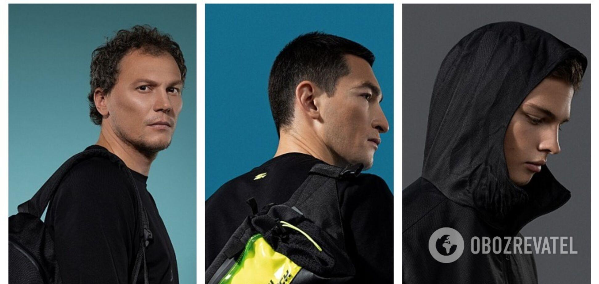 Одежда, подчеркивающая характер. Степаненко, Пятов и Бондарь примерили спортивную кэжуал-коллекцию от PM Store