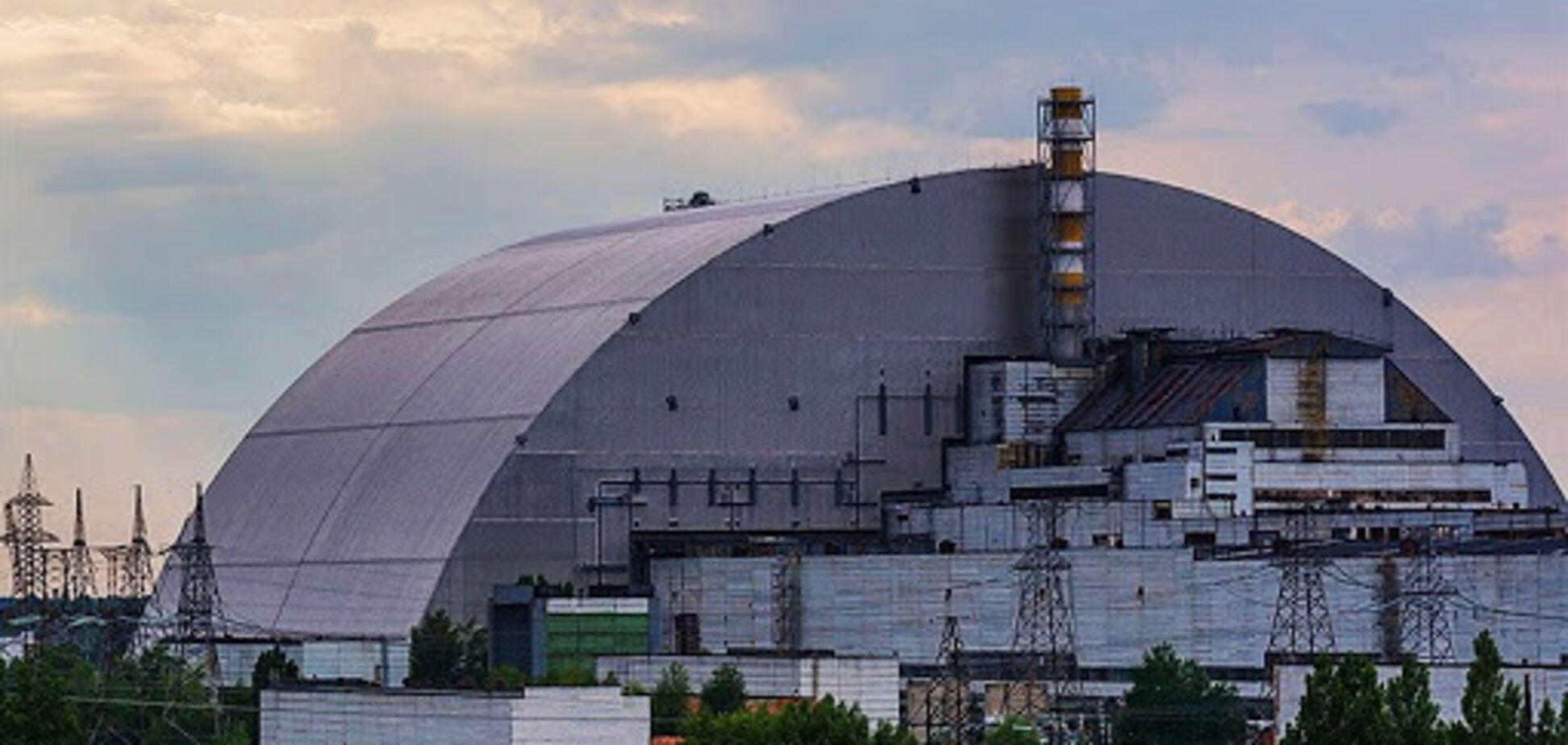 Для будівництва укриття на ЧАЕС було використано 30 тисяч тонн металоконструкцій