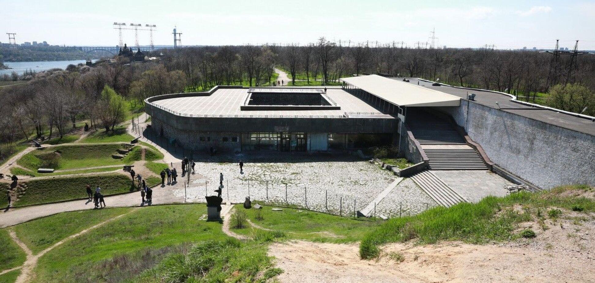 На Хортиці планують реставрувати Музей історії Запорозького козацтва