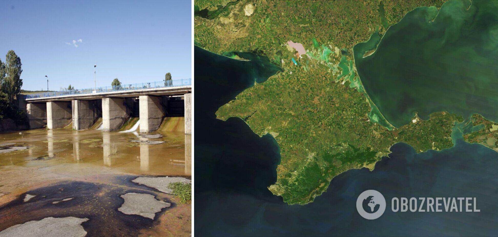 Проблеми з водою в Криму і на Херсонщині