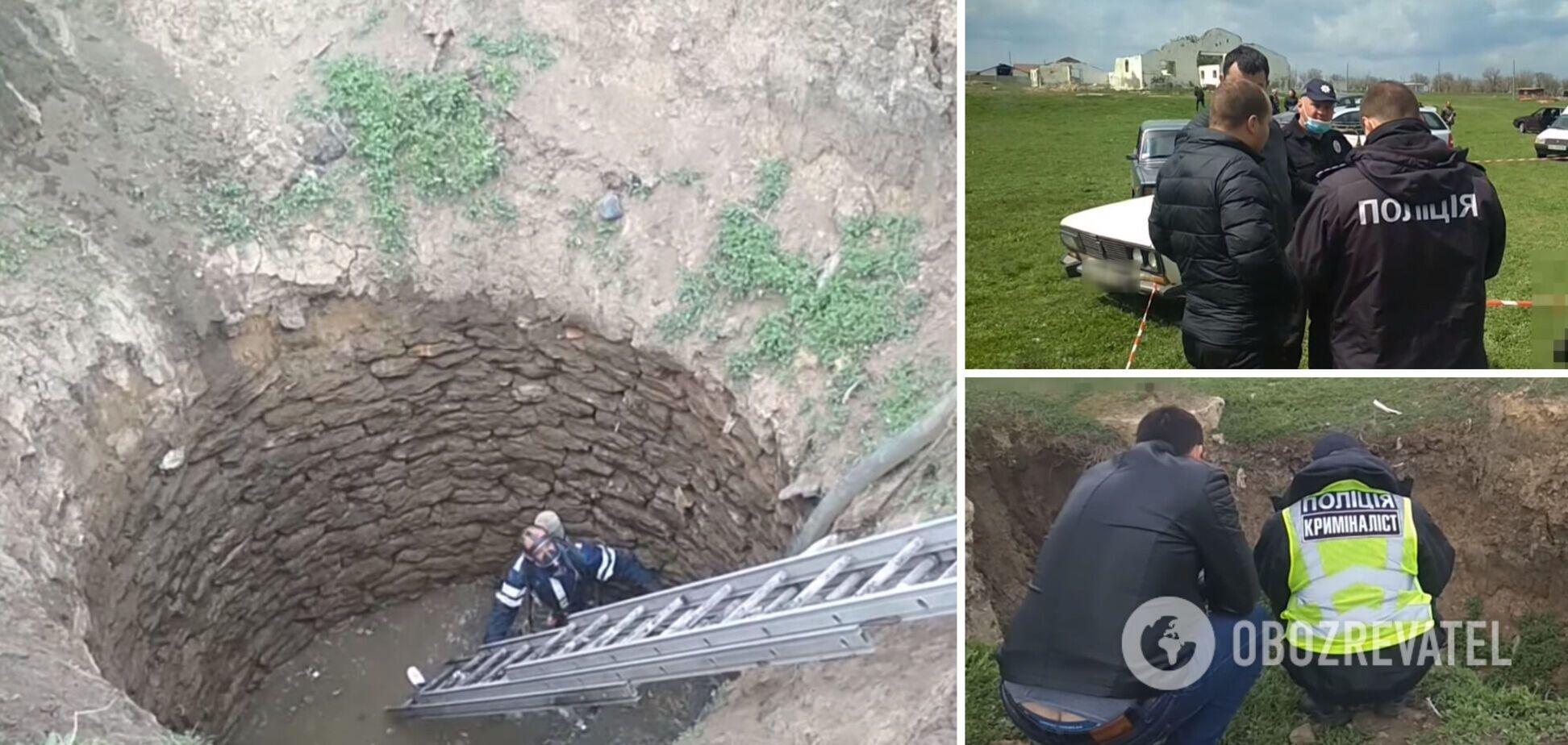 Гибель людей в колодце на Одесщине