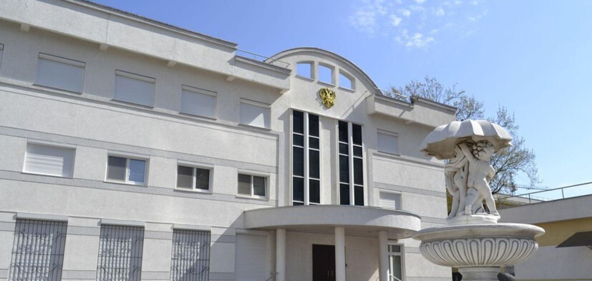 Украина объявила консула РФ в Одессе персоной нон грата