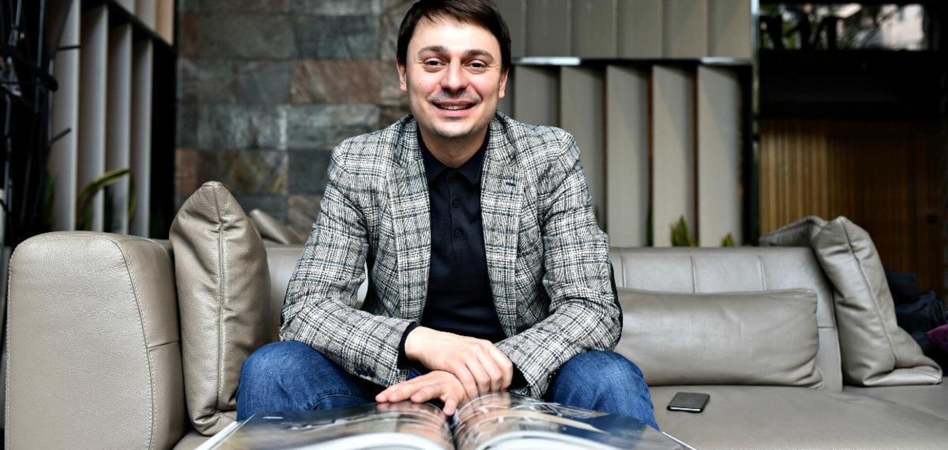 Действующий президент Федерации хоккея Украины Зубко: 'Бюрократы из Федерации – подонки и моральные импотенты'
