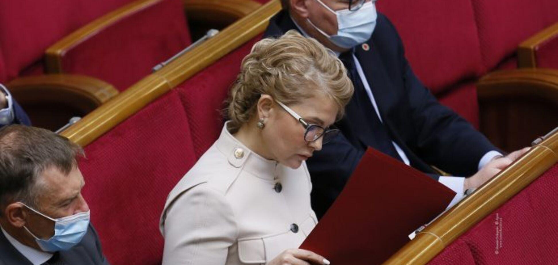 Тимошенко: власть начала противодействовать референдуму о продаже земли