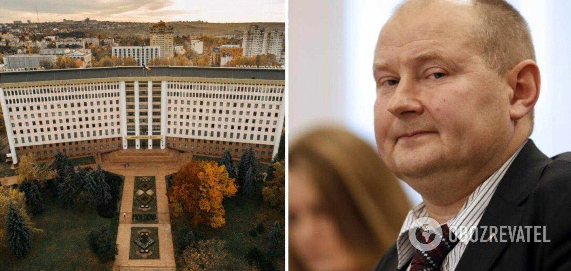 Парламент Молдовы провел слушание по делу о похищении Чауса