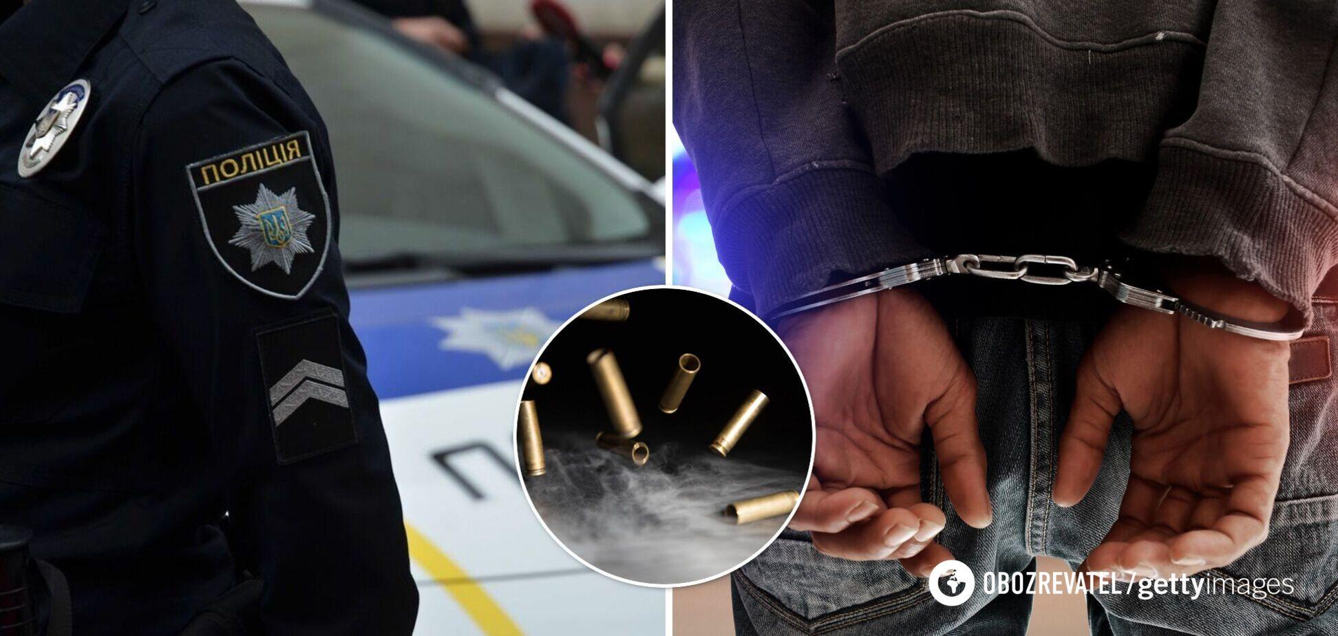 Под Харьковом нашли оружие, фигурировавшее в громком убийстве ювелира