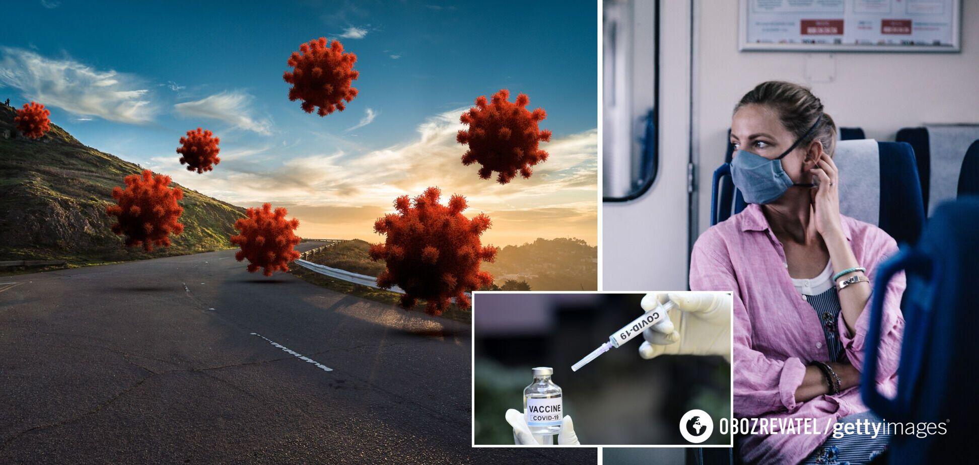 Чи допоможе вакцина від індійського штаму COVID-19: імунолог дав пояснення