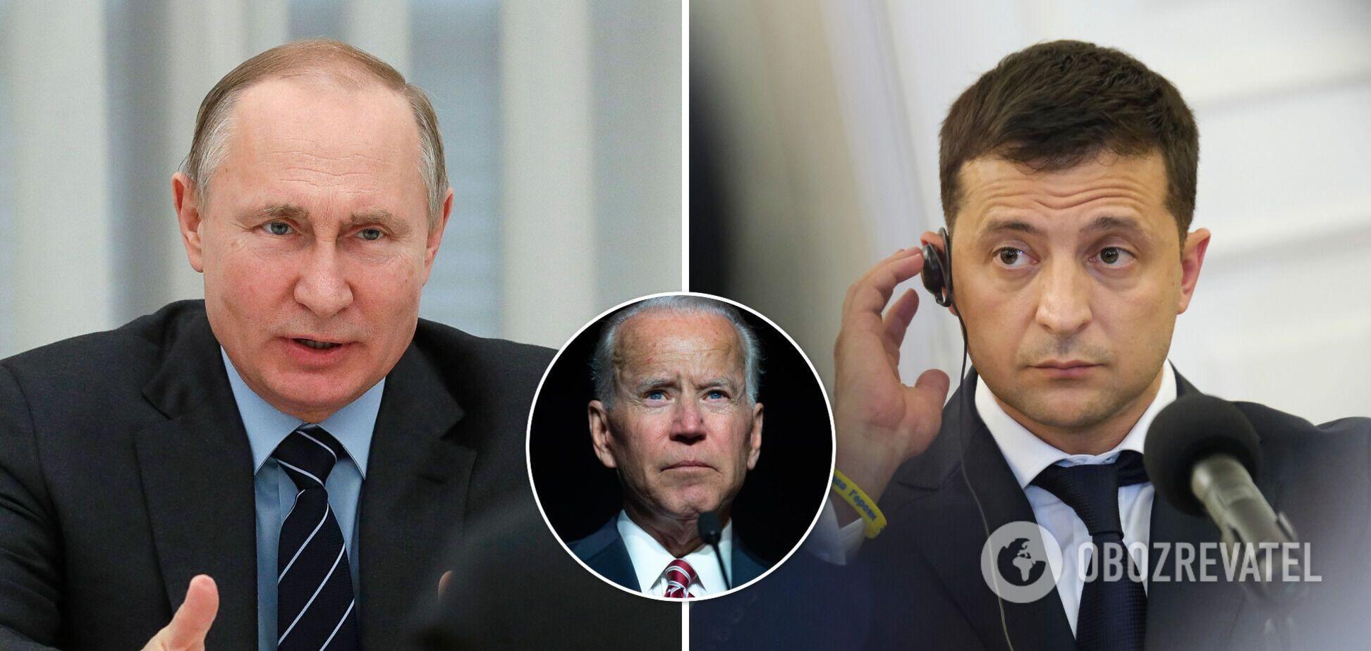 На зустрічі Зеленського й Путіна потрібен Байден, – Клімкін