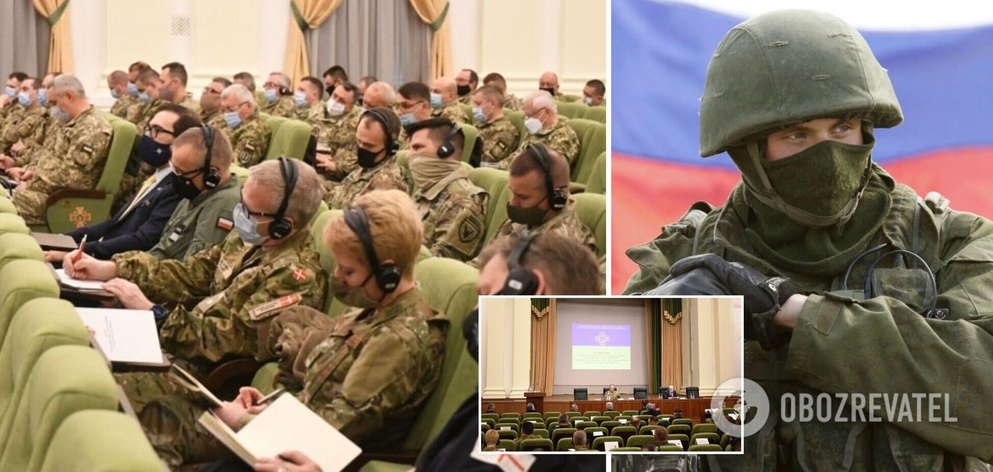 Керівництво ЗСУ зустрілося з представниками НАТО через агресію РФ