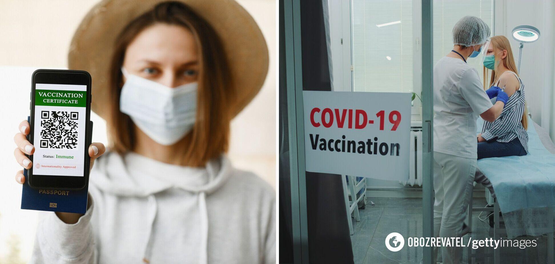 Прививка от коронавируса